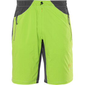 Karpos Rock Bermuda Homme, apple green/dark grey